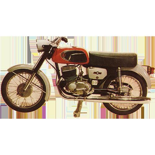 CZ 125-175 Typ 476,477