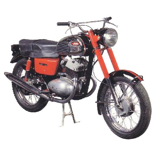 JAWA 250,350 Typ Californian 592,362