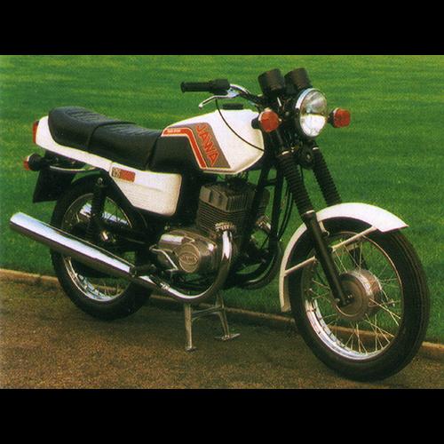 JAWA 350 Typ 638,639