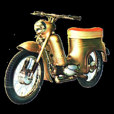JAWA 50 Typ 550,555