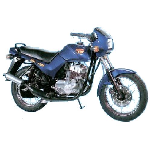 JAWA 350 Typ 640
