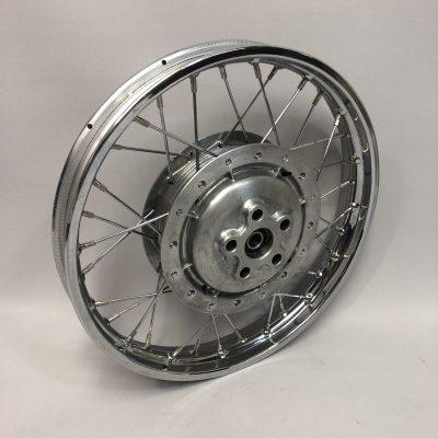 01-4055-T2 Manet/Tatran Roller 14 Zoll Rad-1