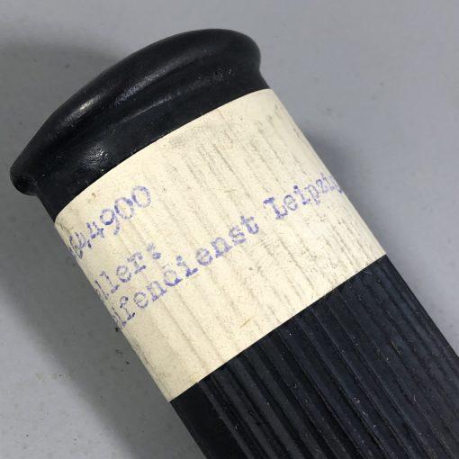 14644900 Gummi f. Fußraste vorn JAWA/CZ-2