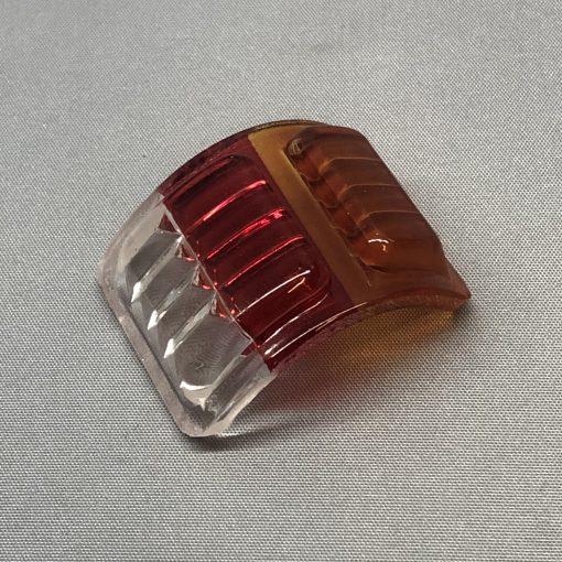 353-68-063/1 Rücklichtglas JAWA-Rücklicht Blechnase 1.Version-1