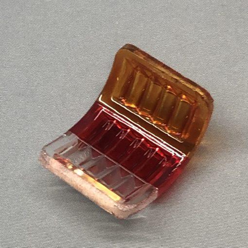 353-68-063/1 Rücklichtglas JAWA-Rücklicht Blechnase 1.Version-2