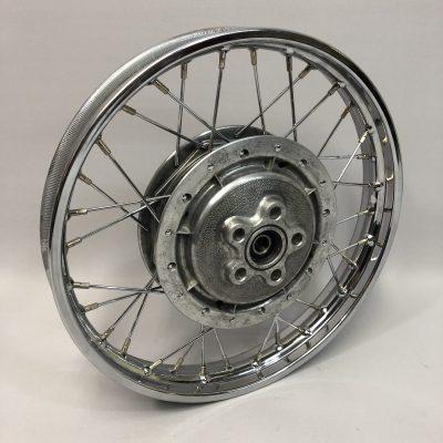 01-4055-T3 Manet/Tatran Roller 14 Zoll Rad-1