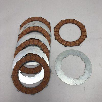15-2818 Kupplungs-/Stahlscheibensatz JAWA 500 ohc-1